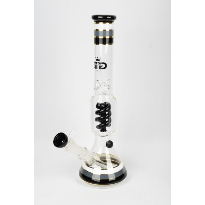 Бонг стеклянный Grace 1 перкалятор: 1 спираль, 36cm