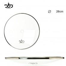 Тарелка DUD Glass Ashplate Ø:260mm