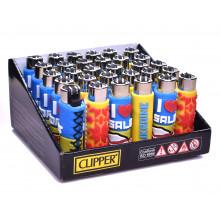 Зажигалка Clipper Silicone