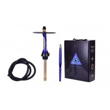 Шахта Alpha Hookah Model S Dark Blue
