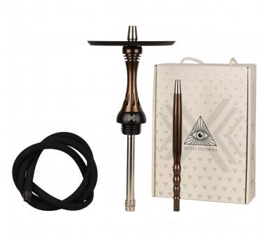 Шахта Alpha Hookah Model X Bronze оптом - 42012