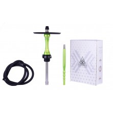 Шахта Alpha Hookah Model X Lime
