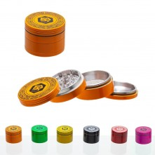 Гриндер EASY Multicolor - 42mm - 4 part