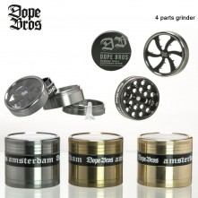 Гриндер Dope Bros AMSTER Metal edition - 4part- Ø:50mm