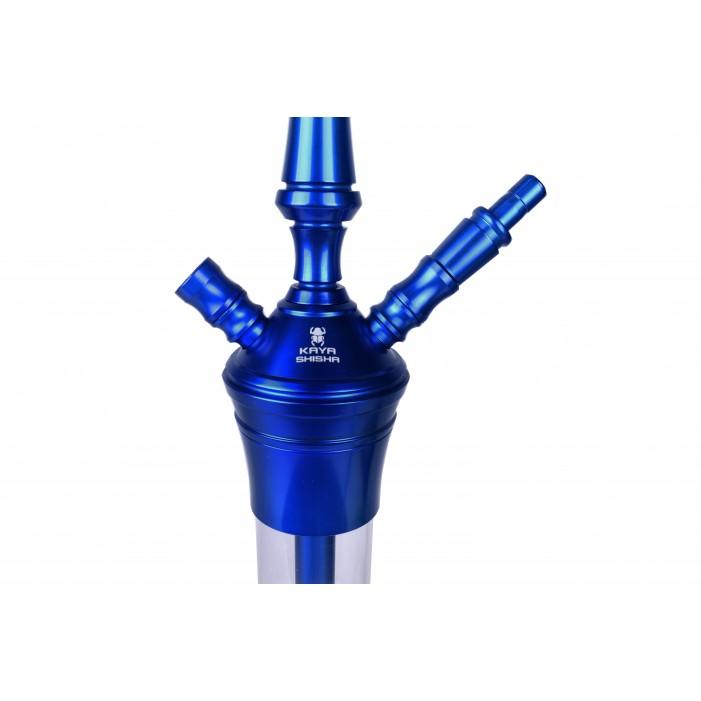 Кальян Kaya ELOX 630CE Clear Lance KONIK Blue 2S