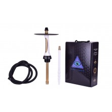 Шахта Alpha Hookah Model S White