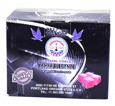 Уголь кокосовый Coco Yahya Elegance 0.5кг BOX оптом - 26017