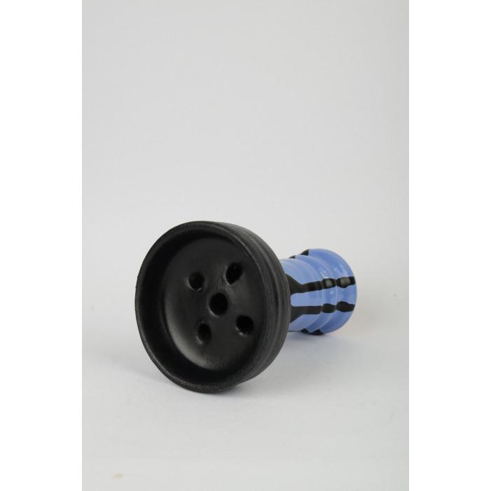 Чаша для кальяна глиняная RS Bowls GS (глазурь) оптом - 10021193