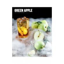 Табак для кальяна Honey Badger Green apple (Зеленое яблоко) , Mild 40гр
