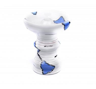 Чаша для кальяна глиняная RS Bowls GR оптом - 10021203