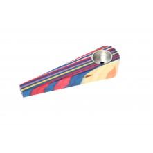 Трубка деревянная Colorful Design