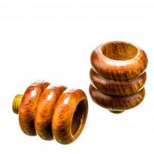 Колпак Wooden bong bowl brown