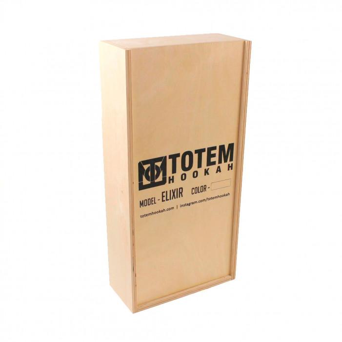 Кальян Totem Yellow black оптом - 28003