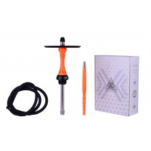 Шахта Alpha Hookah Model X Orange
