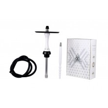 Шахта Alpha Hookah Model X White