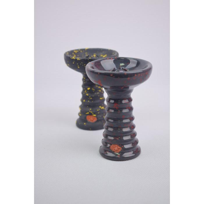 Чаша для кальяна глиняная RS Bowls SI ideal оптом - 10021366