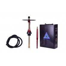 Шахта Alpha Hookah Model S Red Candy