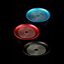 Тарелка Kaya Aluminium plate with coalgrid