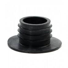Уплотнитель резиновый под колбу, черный