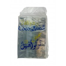 Уголь кокосовый для кальяна Coco Yahya Asseel, 1кг